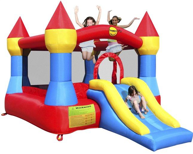 Image pour Happy Hop château gonflable Castle avec toboggan à partir de DreamLand