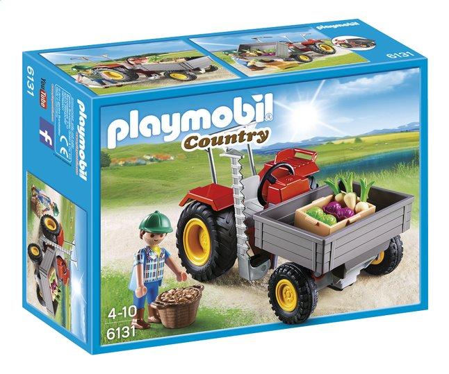 Afbeelding van Playmobil Country 6131 Tractor met laadbak from DreamLand
