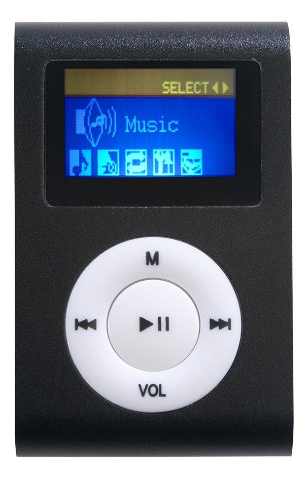 Afbeelding van Difrnce mp3-speler MP855 4 GB zwart from DreamLand