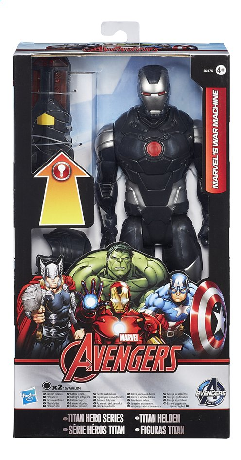 Afbeelding van Set Avengers Titan Hero Series Marvel's War Machine from DreamLand