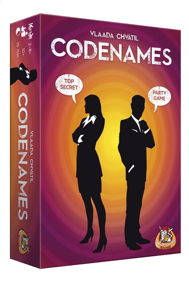 Afbeelding van Codenames from DreamLand