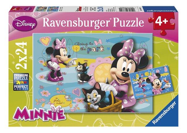 Image pour Ravensburger puzzle 2 en 1 Minnie Mouse à partir de DreamLand
