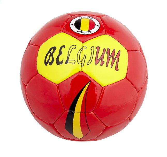 Image pour Ballon de football Belgique rouge taille 5 à partir de DreamLand