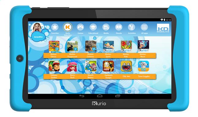 Afbeelding van Kurio tablet Tab 2 7 inch 8 GB blauw from DreamLand
