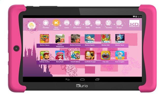 Afbeelding van Kurio tablet Tab 2 7 inch 8 GB roze from DreamLand