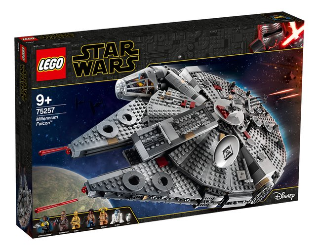 Afbeelding van LEGO Star Wars 75257 Millennium Falcon from DreamLand