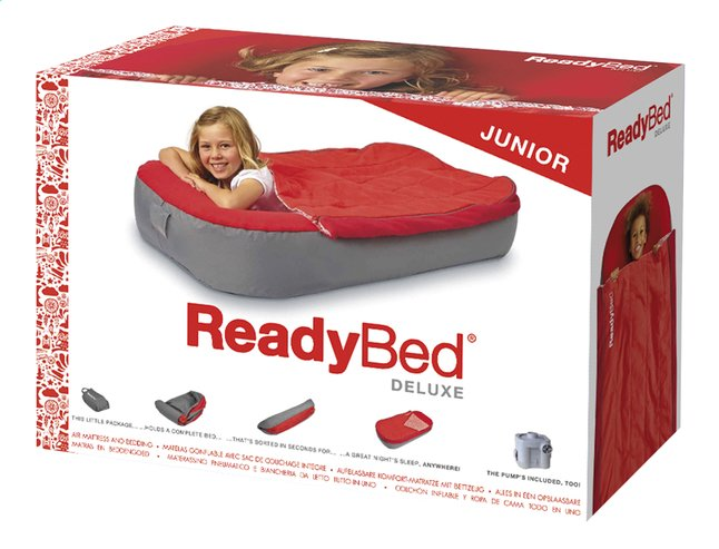 Afbeelding van ReadyBed opblaasbaar logeerbed Junior Deluxe from DreamLand