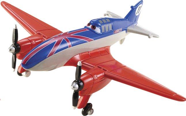 Afbeelding van Vliegtuig Disney Planes Bulldog from DreamLand
