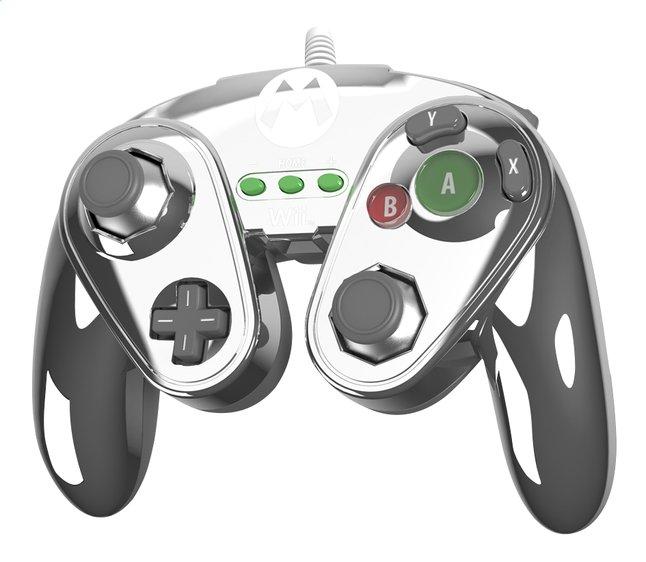 Afbeelding van Wii U controller Mario Bros Mario metaal from DreamLand