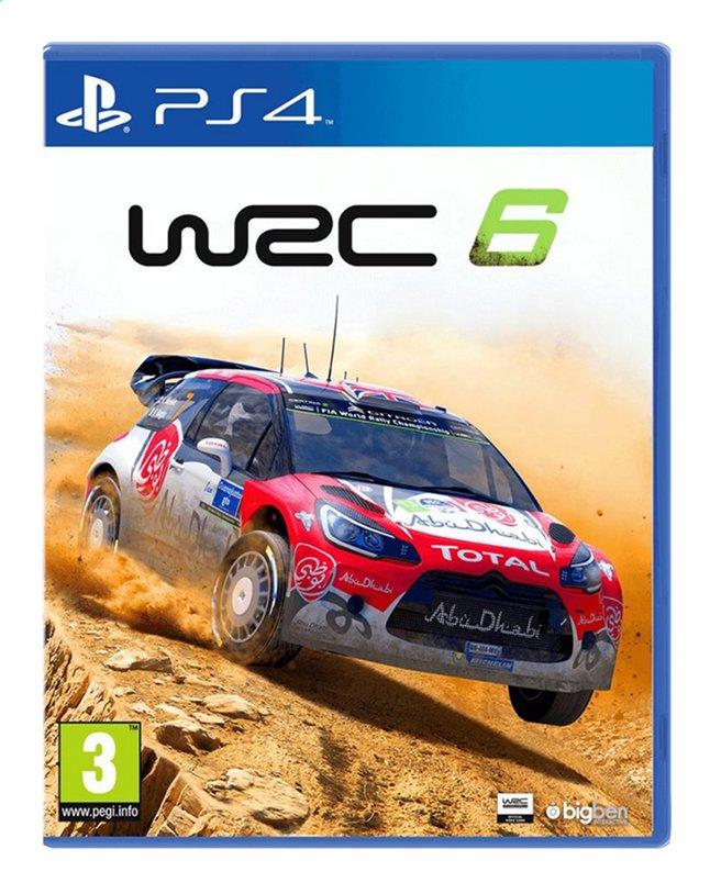 Afbeelding van PS4 WRC 6 ENG/FR from DreamLand