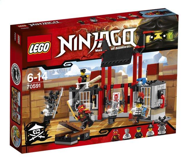 Afbeelding van LEGO Ninjago 70591 Ontsnapping uit de Kryptarium gevangenis from DreamLand