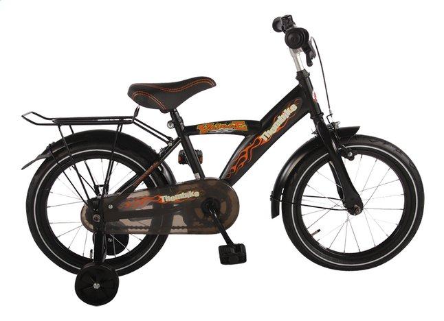 Image pour Volare vélo pour enfants Thombike noir 16