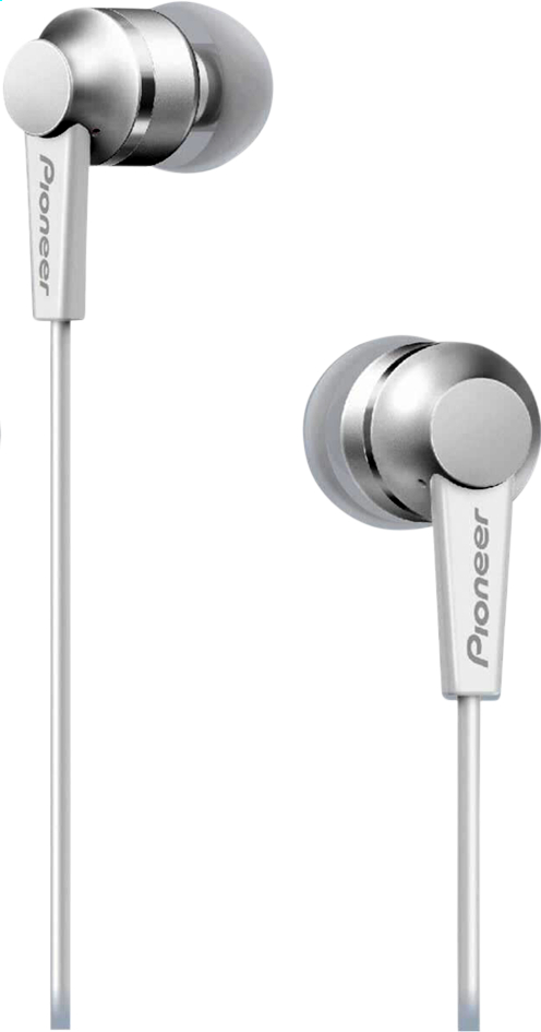 Pioneer écouteurs SE-C3T blanc
