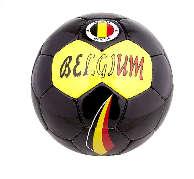Afbeelding van Voetbal België zwart maat 5 from DreamLand