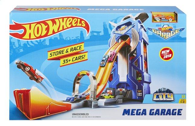 Afbeelding van Hot Wheels speelset Mega Garage from DreamLand