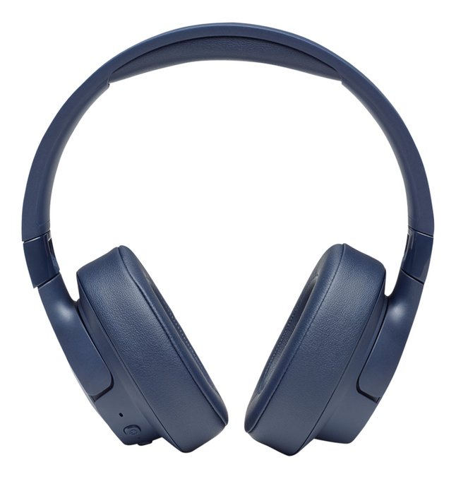 JBL Bluetooth hoofdtelefoon Tune 750BTNC blauw