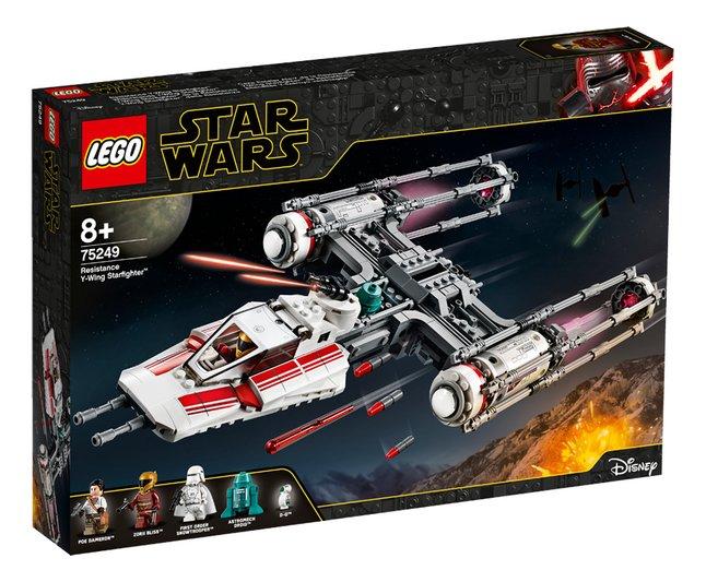 Afbeelding van LEGO Star Wars 75249 Resistance Y-Wing Starfighter from DreamLand