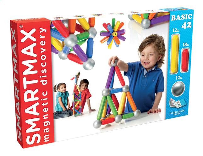 Afbeelding van SmartMax Basic 42 blokken from DreamLand