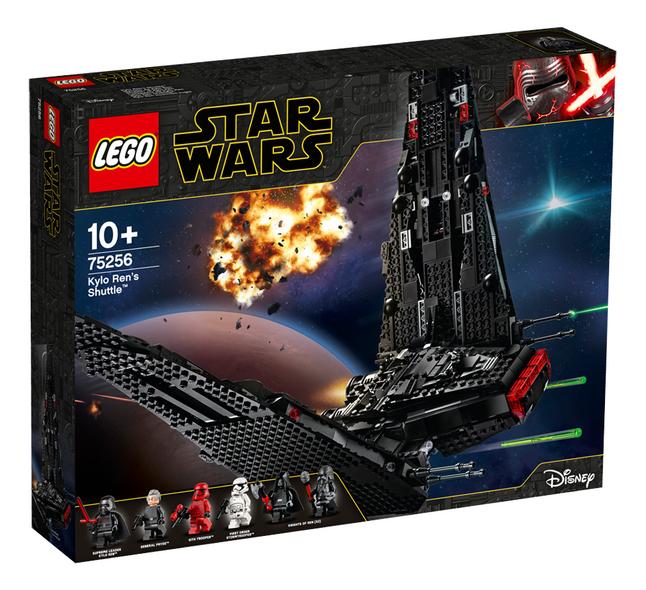 Afbeelding van LEGO Star Wars 75256 Kylo Ren Shuttle from DreamLand