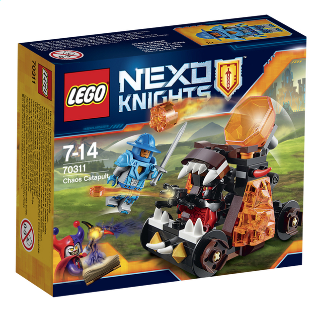 Afbeelding van LEGO Nexo Knights 70311 Chaos katapult from DreamLand