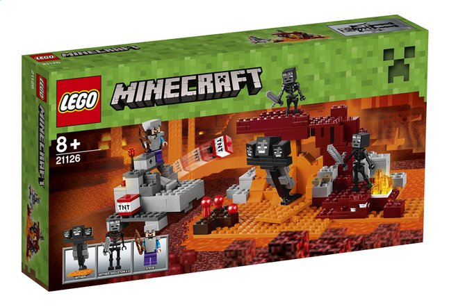 Image pour LEGO Minecraft 21126 Le Wither à partir de DreamLand