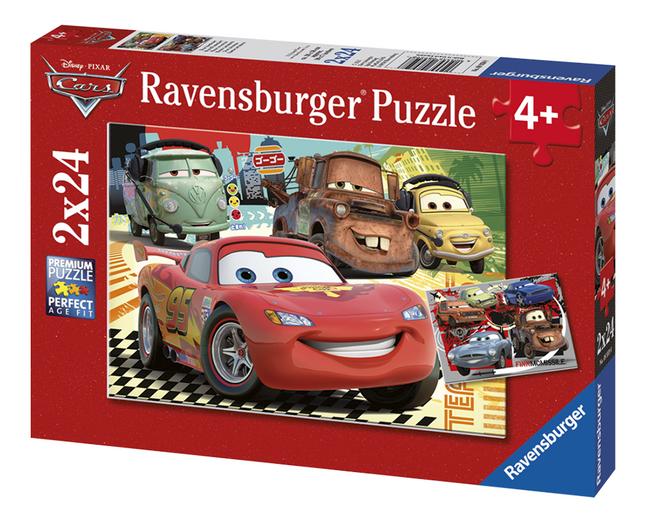 Afbeelding van Ravensburger puzzel 2-in-1 Nieuwe avonturen from DreamLand