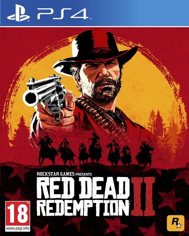 Afbeelding van PS4 Red Dead Redemption 2 ENG from DreamLand