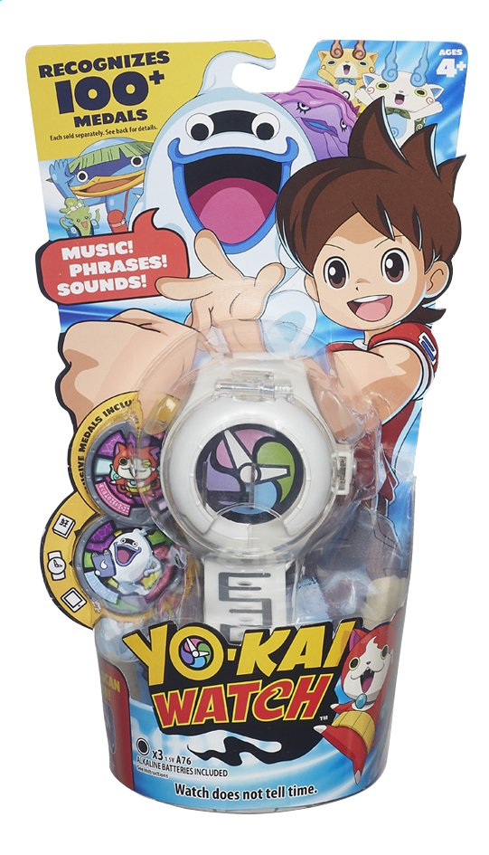 Afbeelding van Set de jeu Yo-Kai Watch Montre FR from DreamLand