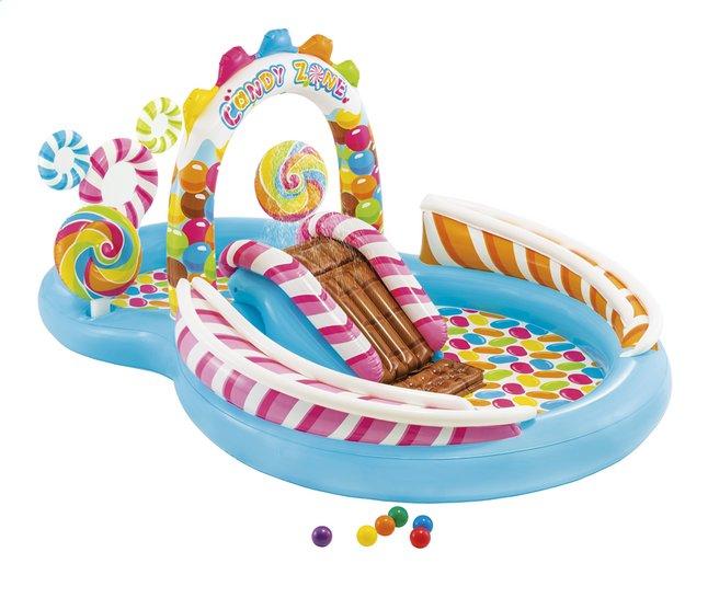 Afbeelding van Intex opblaasbaar speelcenter Candy Zone from DreamLand