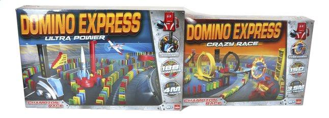 Afbeelding van Domino Express Ultra Power + Crazy Race from DreamLand