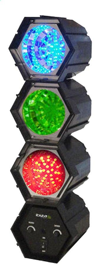 Image pour ibiza jeu de lumière LED 3 spots running light à partir de DreamLand