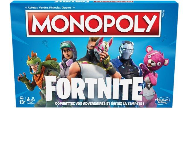 Image pour Monopoly Fortnite à partir de DreamLand