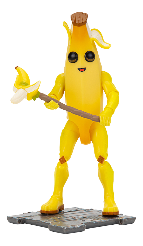 Figuur Fortnite Solo Mode - Peely
