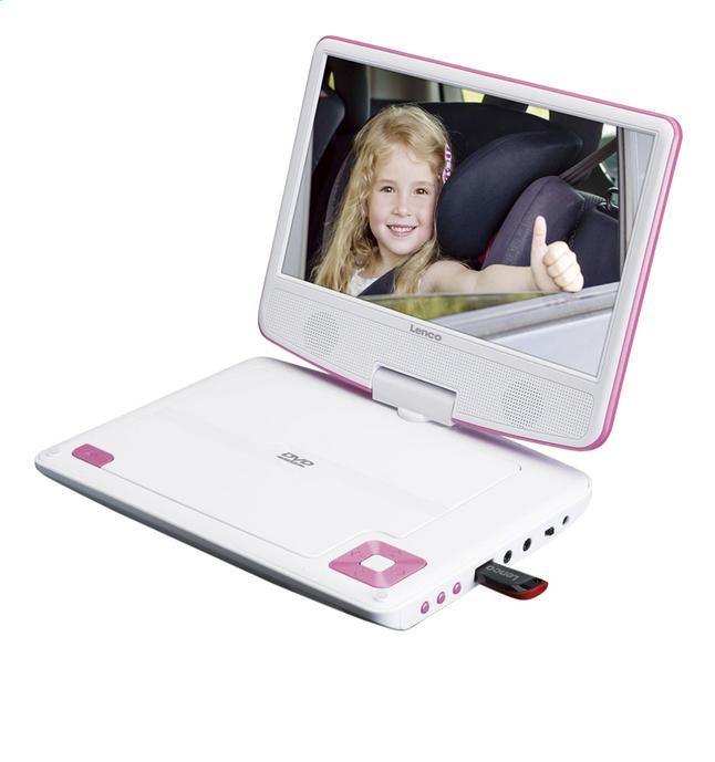 Image pour Lenco lecteur DVD portable DVP-910 9