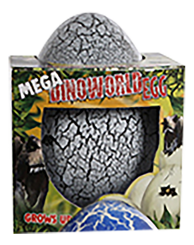 œuf Geant Avec Dinosaure Qui Grandit Jusqu A 50 Cm Gris