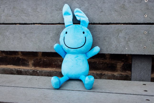 Afbeelding van Konijn knuffelpop van Anna from DreamLand