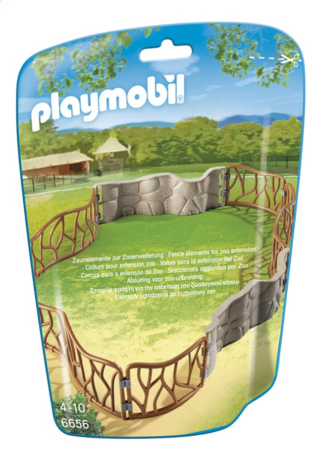 Afbeelding van Playmobil City Life 6656 Omheining from DreamLand