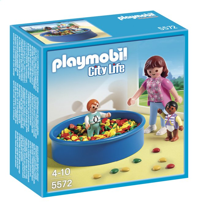 Afbeelding van Playmobil City Life 5572 Ballenbad from DreamLand