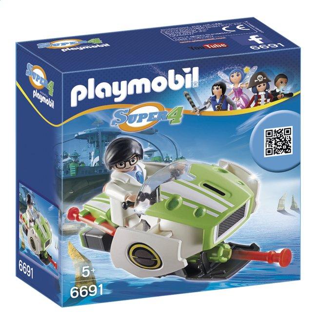 Image pour Playmobil Super 4 6691 Sky Jet à partir de DreamLand