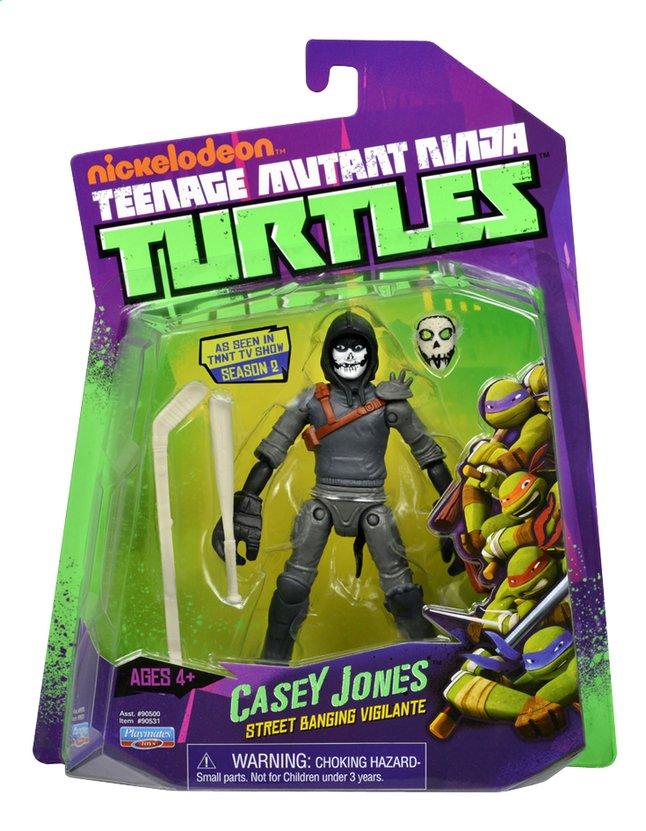 Afbeelding van Figuur Teenage Mutant Ninja Turtles Battle Shell Casey Jones from DreamLand