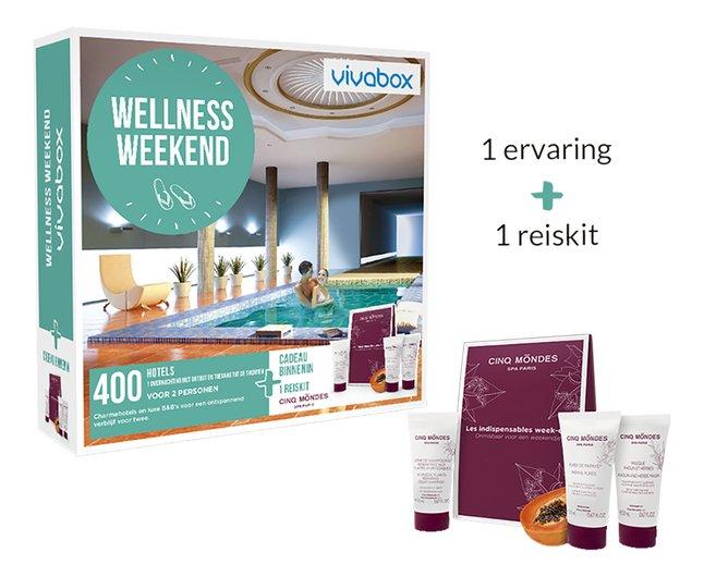 Afbeelding van Vivabox Wellness Weekend from DreamLand