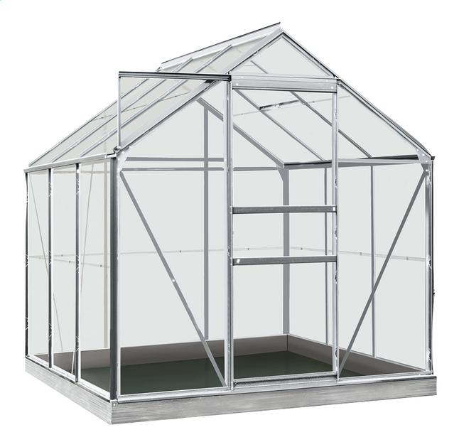 Afbeelding van ACD Serre Intro Grow Daisy 3.8 m² aluminium from DreamLand