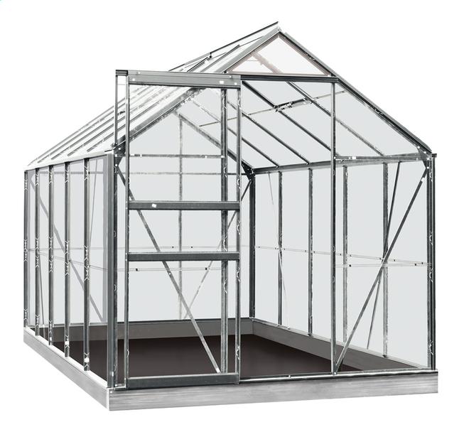 Image pour ACD serre Intro Grow Lily 6,2 m² aluminium à partir de DreamLand