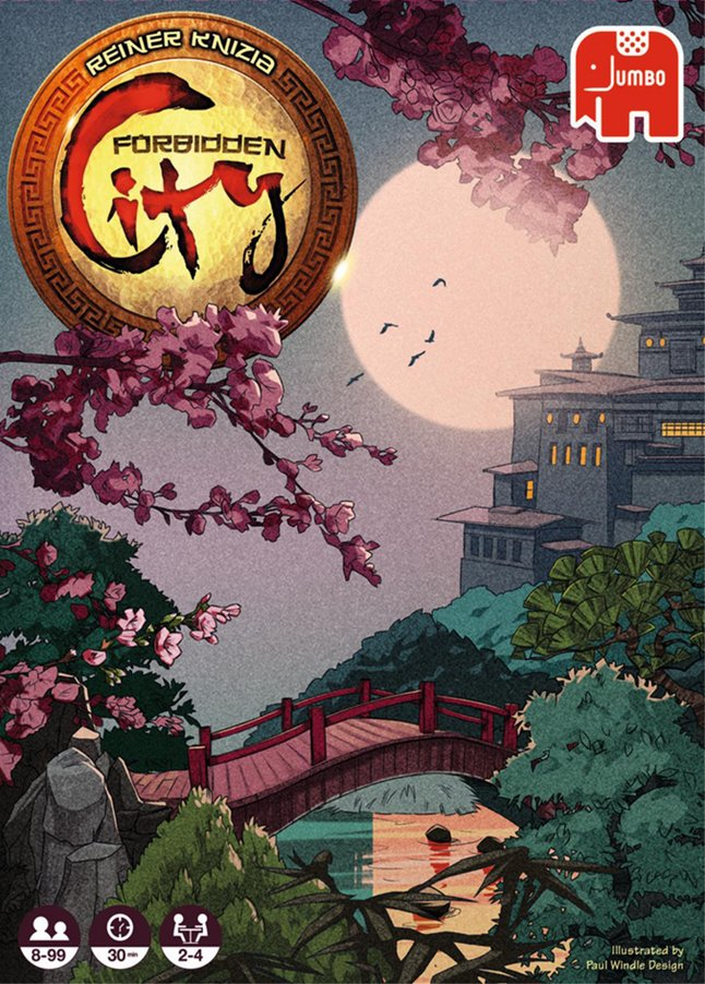 Afbeelding van Forbidden City from DreamLand