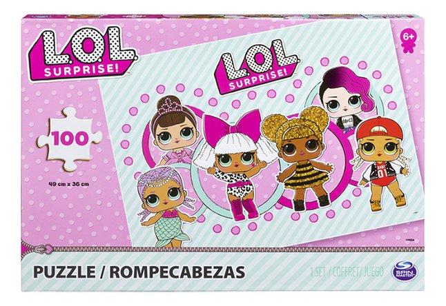 Afbeelding van Puzzel L.O.L. 6 figuren from DreamLand