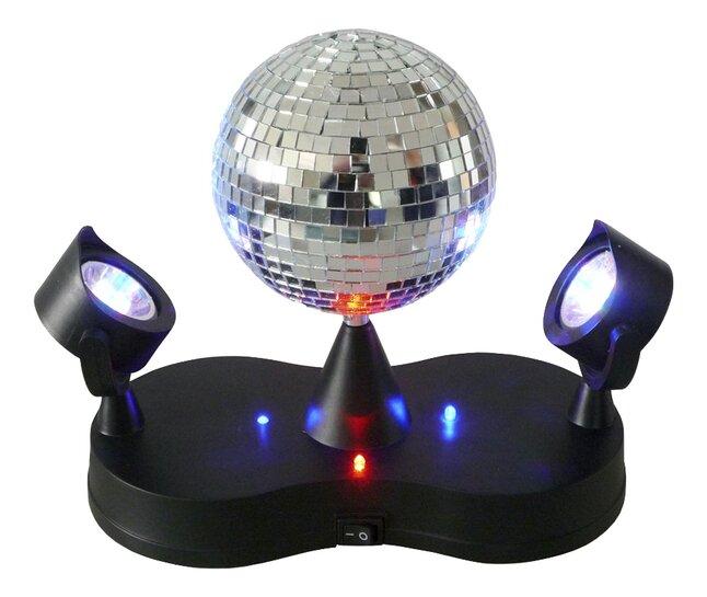 Afbeelding van Discobal op platform met 2 projectoren from DreamLand
