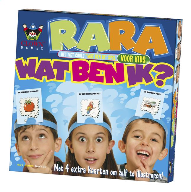 Afbeelding van Rara Wat ben ik? from DreamLand
