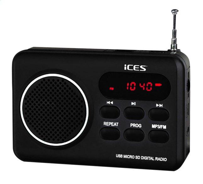 Image pour iCES radio IMPR-112 noir à partir de DreamLand
