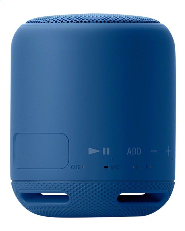Afbeelding van Sony bluetooth luidspreker SRS-XB10 blauw from DreamLand