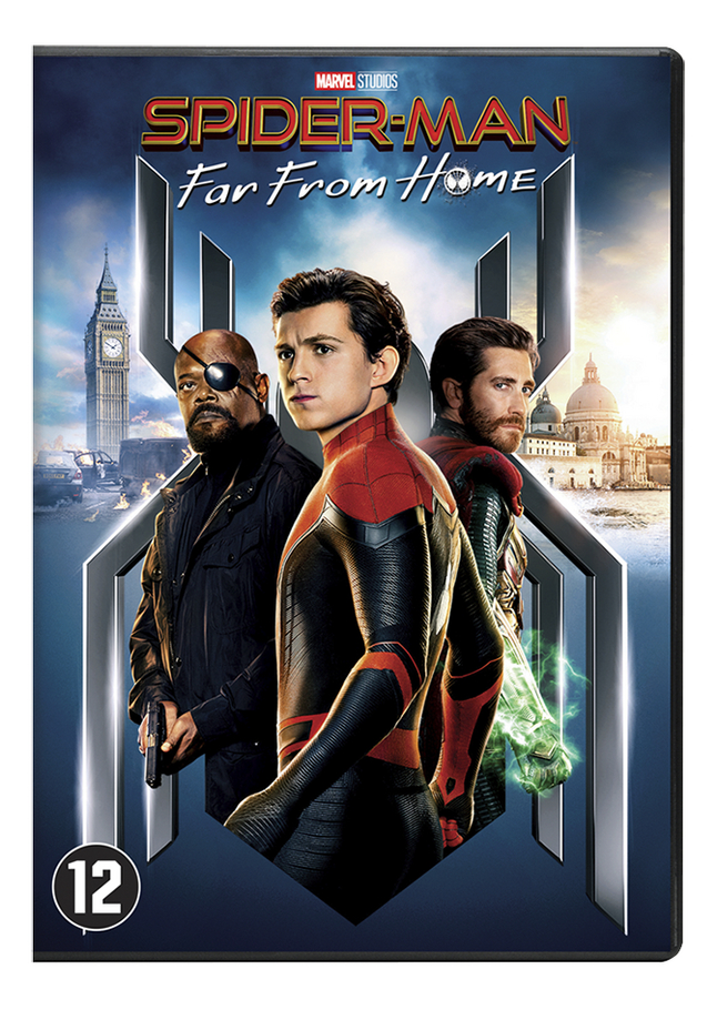 Afbeelding van Dvd Spider-Man Far From Home from DreamLand